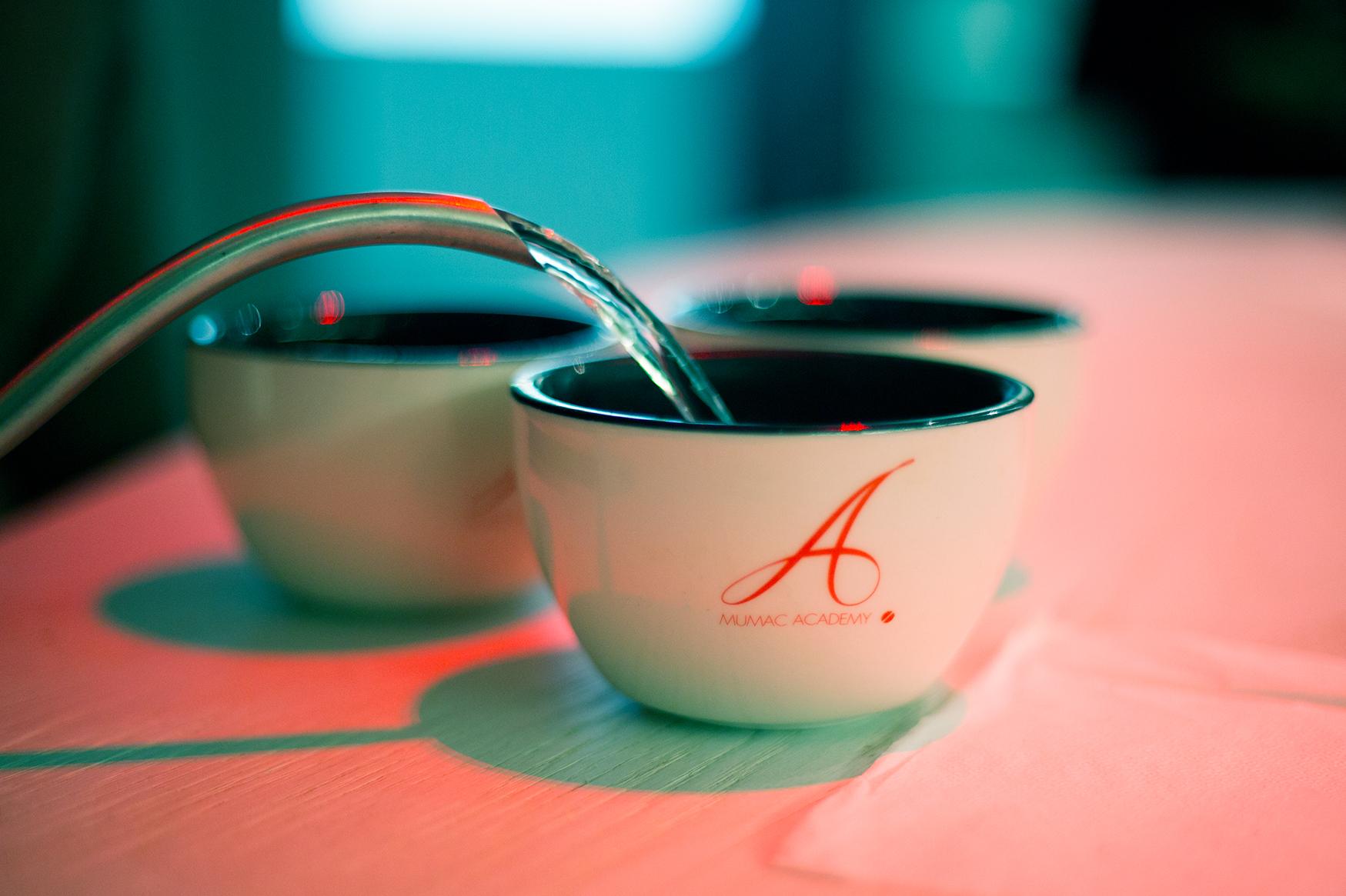 Cupping alla Mumac Academy